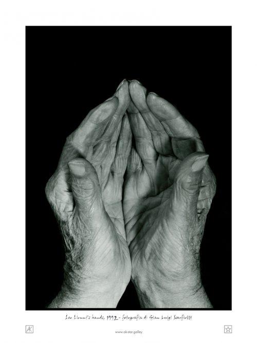 F041-Leo Lionni's hands