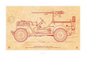 H081-CH010-Wyllis Jeep MB