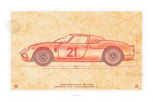 087-Ferrari 250 LM