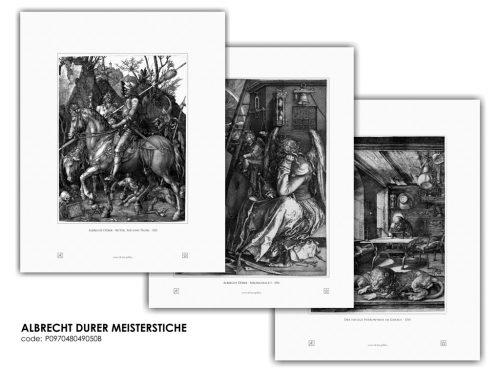 ALBRECHT DURER MEISTERSTICHE